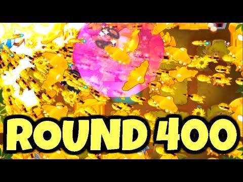 BTD6 - Round 400!