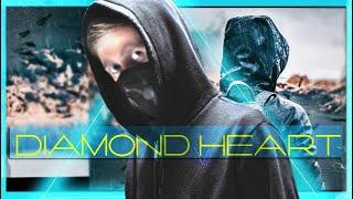 Alan Walker - Diamond Heart Edit Brian Arancibia (Instrumental)
