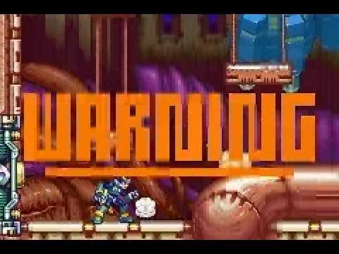 Megaman Zero 4 - Junk Armor Ru...