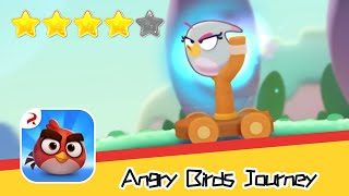 Angry Birds Journey 111 Walkthrough Fling Birds Solve Puzzles Recommend index four stars