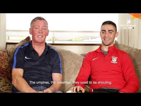 James & John McCarthy – A Football Family