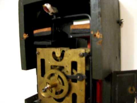 инструкция по ремонту часов с кукушкой 93104 - фото 4
