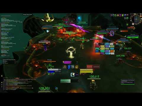 Ancient Circle vs Imonar (progress raid)