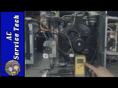 Gas Furnace Troubleshooting! Pressure Switch Testing & Condensate Problem Error Codes!