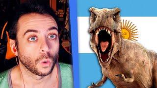 Los primeros dinosaurios surgieron en Argentina ¡Vamos Boca! | The Wild Project