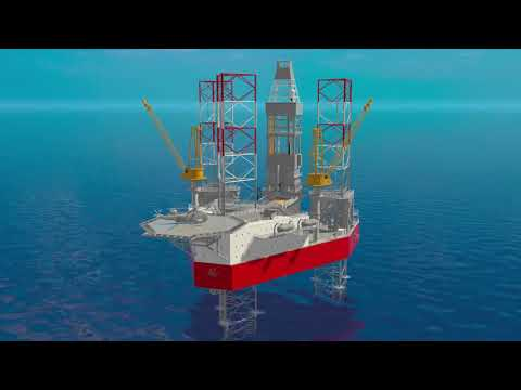 Offshore drill rig applications
