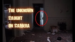 5 Instances of the Unknown Caught on Camera