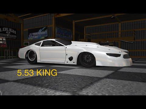 Doorslammers 2.0 Fastest Twin Turbo Pro Mod Tune 5.53 King Tells All! Full Tune!