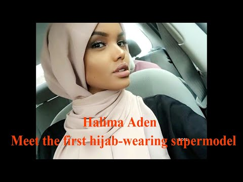 Meet the first hijab-wearing supermodel Halima Aden
