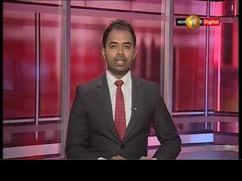 News 1st: Prime Time Sinhala News - 7 PM   (18-05-2018)