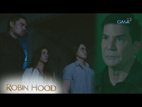 Alyas Robin Hood 2017: Threesome battle - 동영상