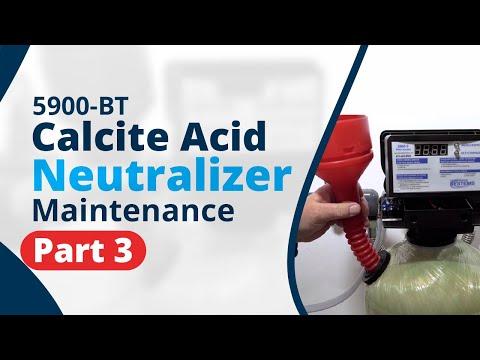 5900-BT Calcite Acid Neutralizer Maintenance Part 3