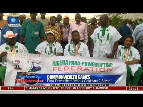 Analysts Hail Para Power-lifters Performance,Say Entitlements Must Be Paid Pt.1|Sports Tonight|