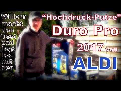 Aldi Hochdruck-Reiniger 2017