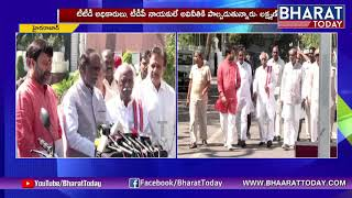 BJP Leaders Meet With Governor Narasimhan | TTD News | Bharat Today