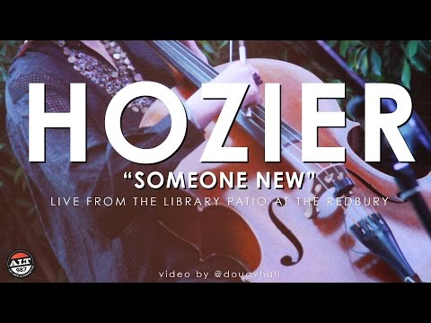 "Hozier ""Someone New"" Live Performance"
