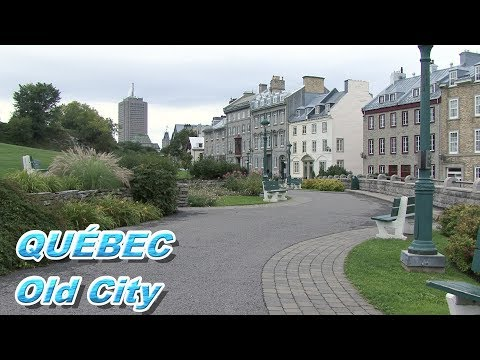 Quebec Old City Canada