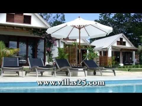 Luxury Vanuatu Accommodaton Villa