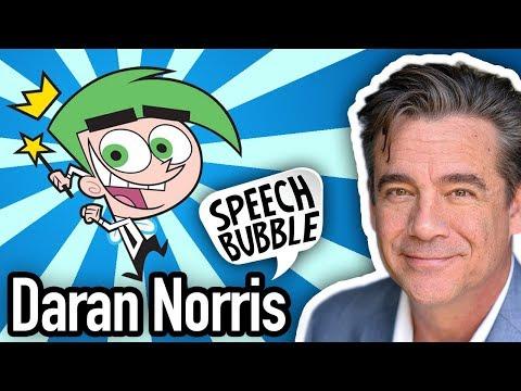 Speech Bubble W Butch Hartman  Feat. Daran Norris