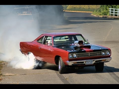 BEST Muscle Car Donuts 2 ( PURE SOUND ) Fast 'n Loud style ...
