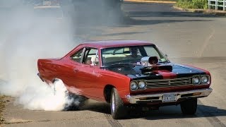 BEST Muscle Car Donuts  2 ( PURE SOUND ) Fast