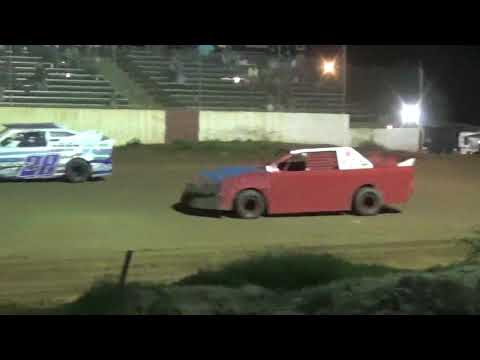 County Line Raceway 8/25/18 Super Stock 4 main event