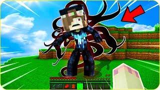 👉 Mi Novia Se ConvirtiÓ En Venom En Minecraft!!  La PelÍcula  😱🕷️ ¿final?