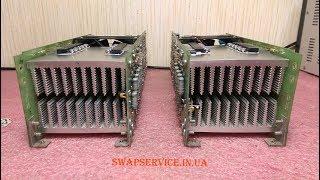 Park Audio VX1200, CF1200, V4-1200 ремонт обзор усилителя