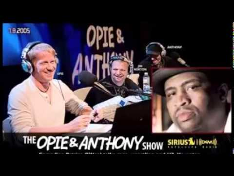 Patrice, Opie & Anthony talk about Black Guys