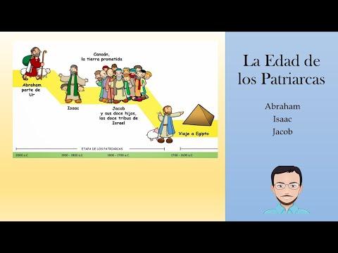 2. La Edad De Los Patriarcas