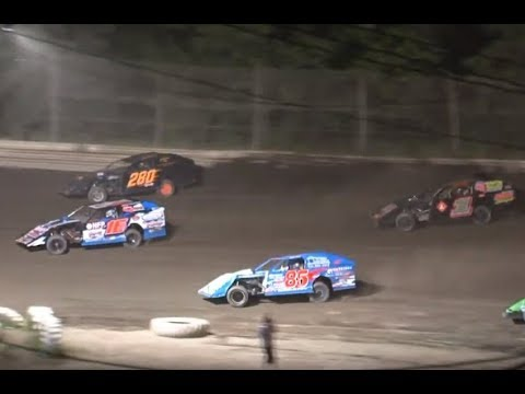 Hilltop Speedway Modified Feature 8-2-2019