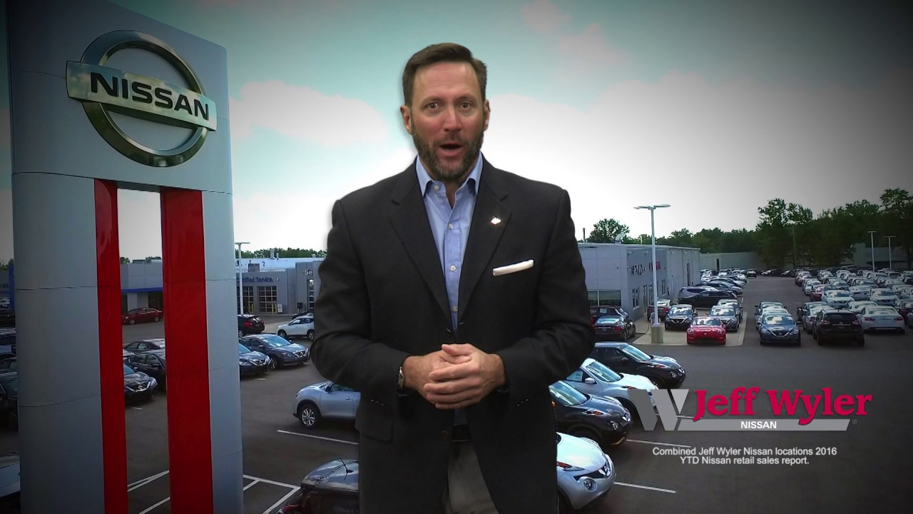 Jeff Wyler Nissan >> Jeff Wyler Nissan May 2017 Special Rogue Youtube