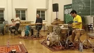 Rodrigo Palazon and Benny Greb (part. 1/3) - JAM SESSION