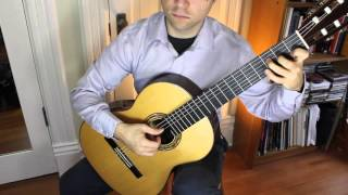 We Three Kings of Orient Are - Easy Fingerstyle Guitar