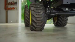 How To Change Your Transmission Oil and Filter - John Deere 1025R