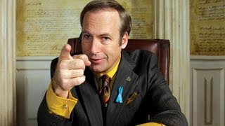 Bob Odenkirk on Breaking Bad and Saul Goodman