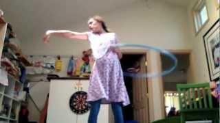 12 months of hooping - 2012 Hoopie Awards entry