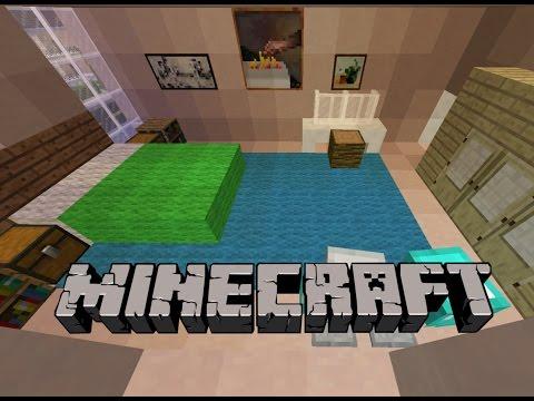 Minecraft: Ev Yapımı | İç Tasarım #3
