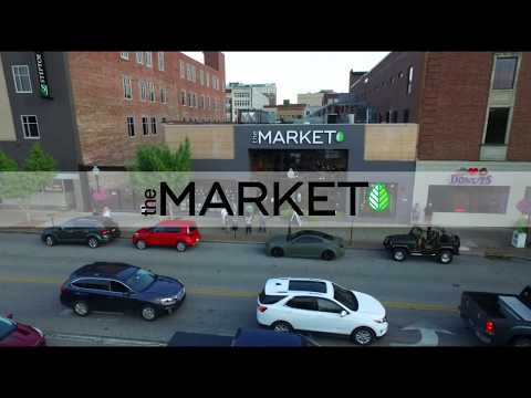 The Market In Downtown Huntington, WV