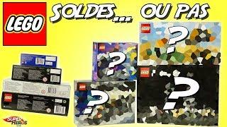Shopping LEGO Haul Nouveautés 2019 J'ai fait les Soldes ou Pas Jouets Enfants Youtube Kids Toys