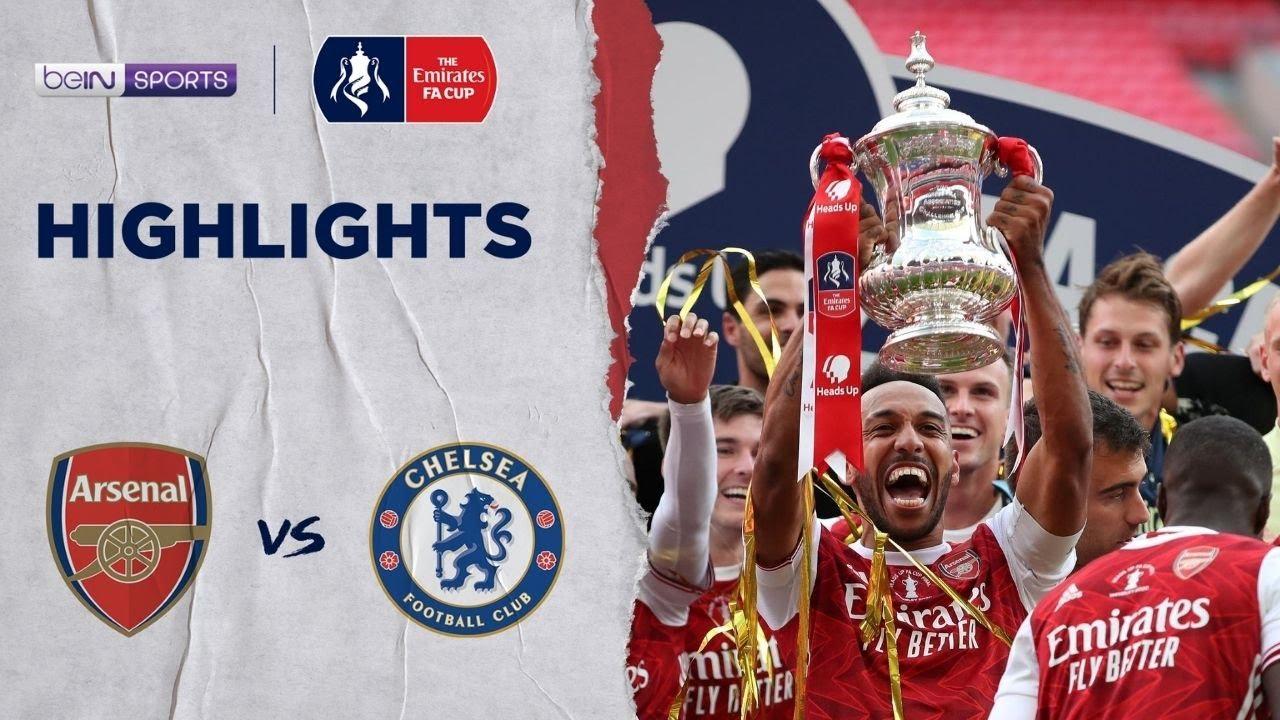อาร์เซน่อล 2-1 เชลซี   เอฟเอ คัพ ไฮไลต์ FA Cup 19/20