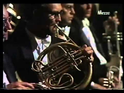 Bernstein conducts Liszt - Mephisto from 'Faust Symphony' (Part 1)