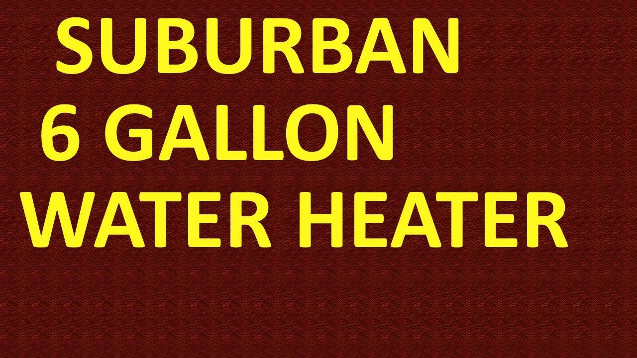 Rv Water Heater Anode Rod Change Youtube