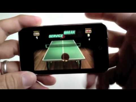 IPhone App Review ( World Cup Ping Pong ) - Plus Giveaway
