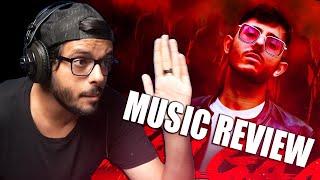 YALGAAR - CARRYMINATI X Wily Frenzy || Music Review ||