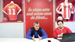 Interviu cu Mircea Rednic, antrenorul echipei Dinamo