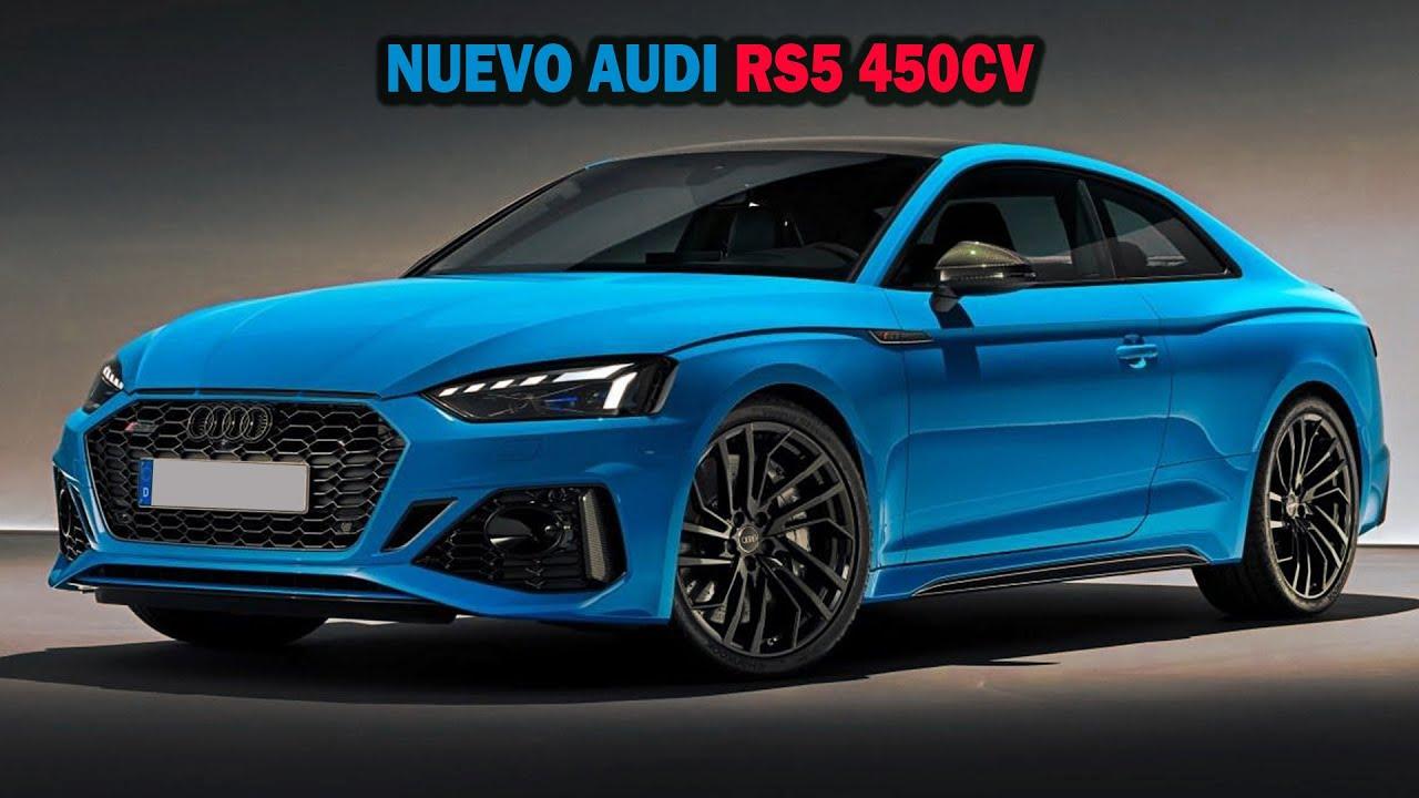 PROBAMOS EL NUEVO AUDI RS5 450 cv (Audi Driving Experience)