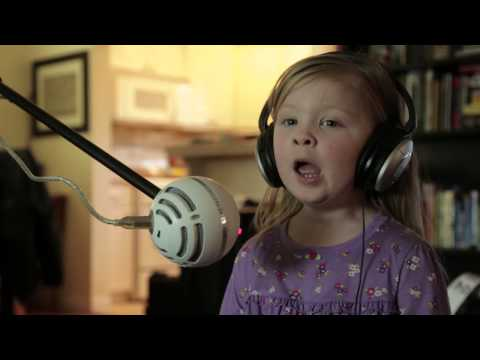 Maddie and Zoe sing Let It Go from Disneys Frozen