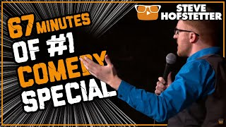 Secret Optimist - Steve Hofstetter (Full free comedy special)