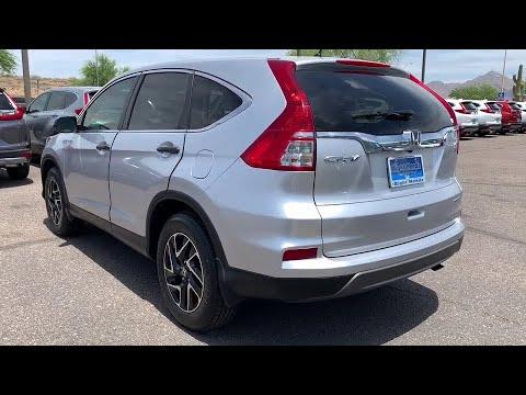 2016 Honda CR-V Phoenix, Scottsdale, Glendale, Mesa, Tempe, AZ 00827959